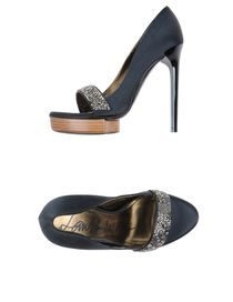 LANVIN - Pumps with open toe