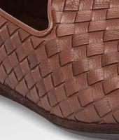 Pantofole Edoardo in Vitello Intrecciato