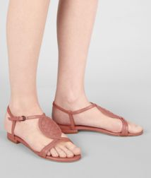BOTTEGA VENETA - Shoes, Boucher Intrecciato Calf Sandal
