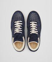 Prusse Intrecciato Calf Sneaker