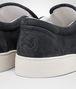 BOTTEGA VENETA DODGER SNEAKER IN ARDOISE INTRECCIATO SUEDE Sneaker or Sandal U ap