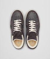 Ardoise Intrecciato Calf Sneaker
