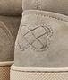 BOTTEGA VENETA Fumé Intrecciato Suede Sneaker Sneakers U ap