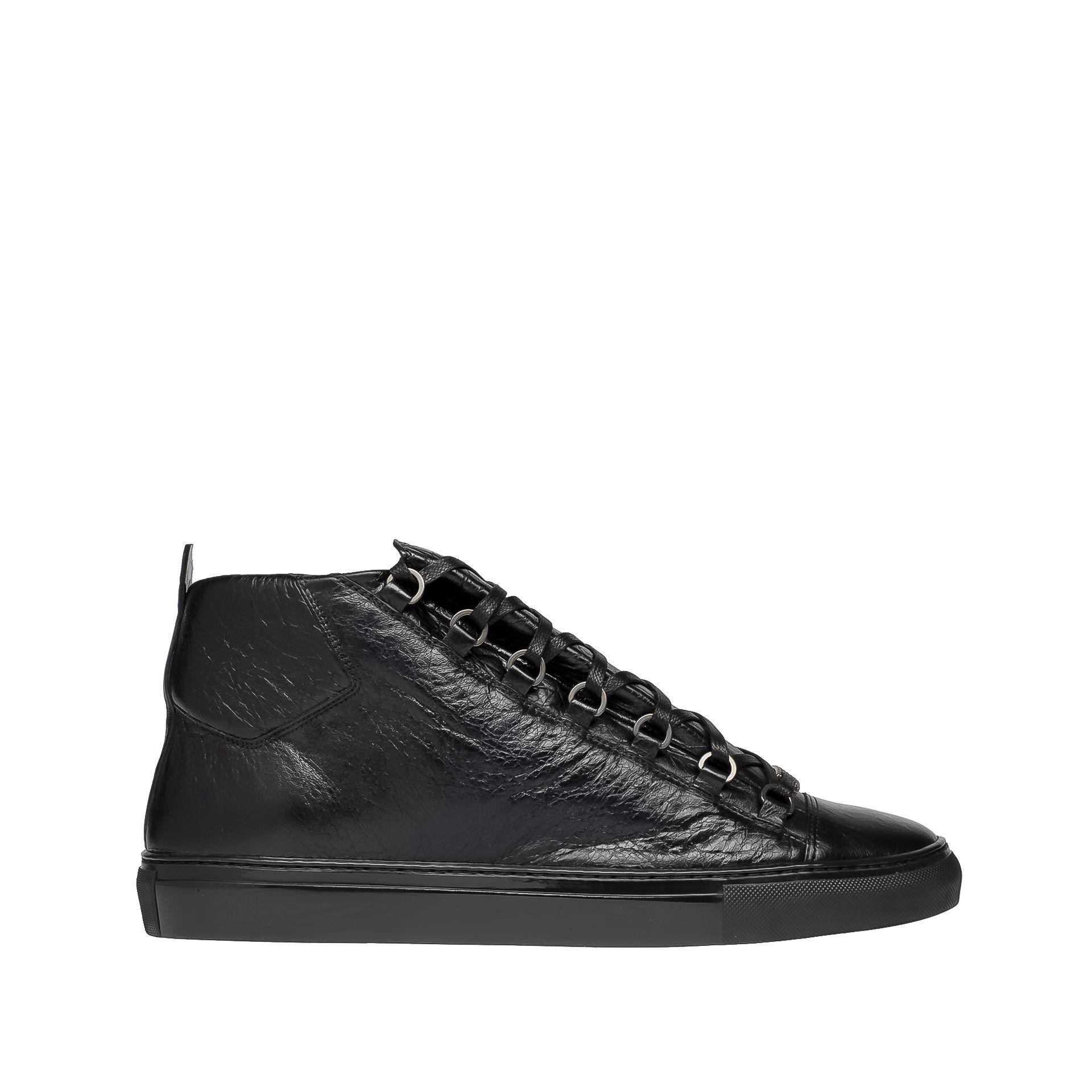 balenciaga balenciaga arena high sneakers men 39 s sneaker. Black Bedroom Furniture Sets. Home Design Ideas