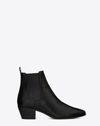 Flat Booties  SAINTLAURENT