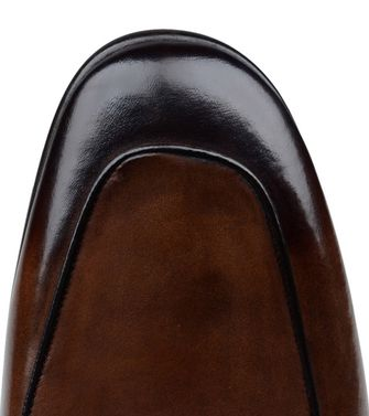ERMENEGILDO ZEGNA: Loafers Brown - 44552584TV