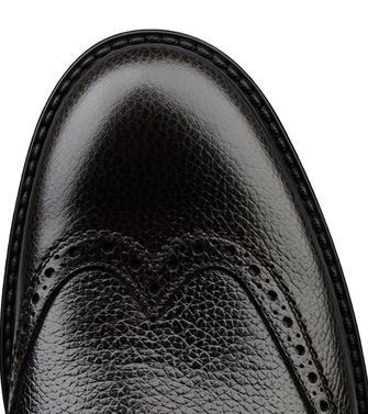 ERMENEGILDO ZEGNA: Laced shoes Dark green - 44552996QT