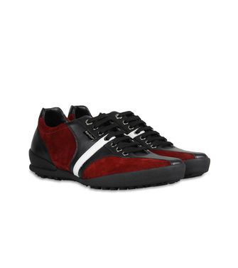 ZEGNA SPORT: Sneakers Dark brown - 44553004GF