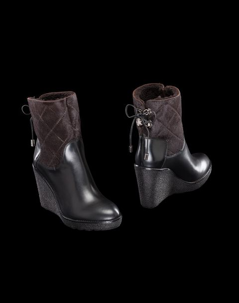 MONCLER Women - Spring-Summer 14 - SHOES - Ankle boots - CATERINA