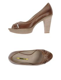 MANAS - Pumps with open toe