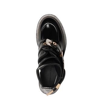 Balenciaga Ankle Boots Ceinture