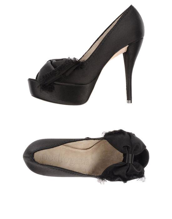Туфли с открытым носком 2015