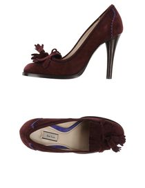 PAUL SMITH - Moccasins with heel