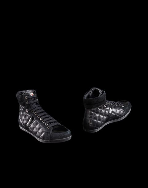 MONCLER Women - Fall-Winter 13/14 - SHOES - Sneakers - BORDEAUX