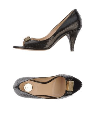 ELISABETTA FRANCHI for CELYN b. - Escarpins ouverts open-toes