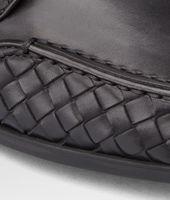Nero Calf Boat Shoe