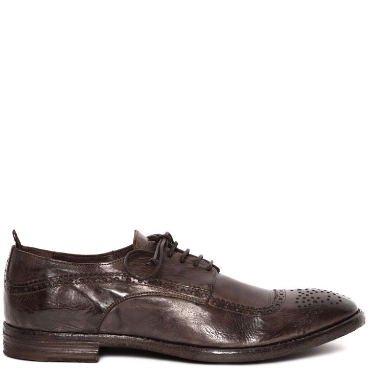 Alexander McQueen, Washed Leather Brogue