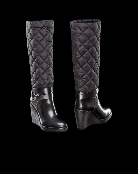 MONCLER Women - Fall-Winter 13/14 - SHOES - Boots - NEW CERNOBBIO