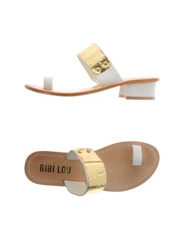 BIBI LOU - ОБУВЬ - Босоножки на каблуке