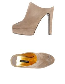 ALBERTO GUARDIANI - Open-toe mule