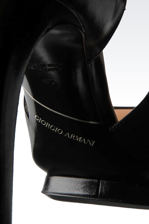 Shoes: Pumps Women by Armani - 4