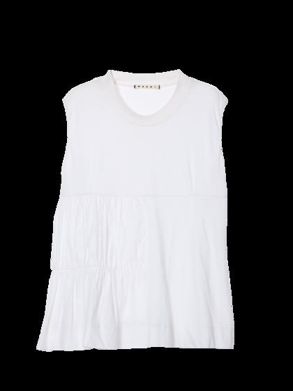 MARNI - Sleeveless T-Shirt