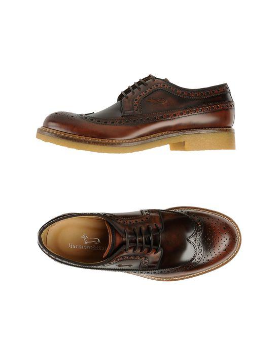 HARMONT&BLAINE Обувь на шнурках