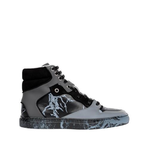 Balenciaga Sneakers Marble Effect