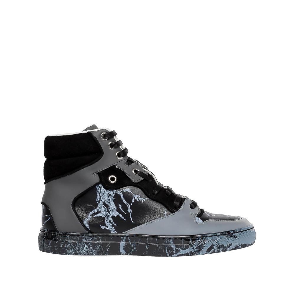 Balenciaga Sneakers Effet Marbre