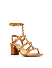 VALENTINO GARAVANI - High-heeled sandal