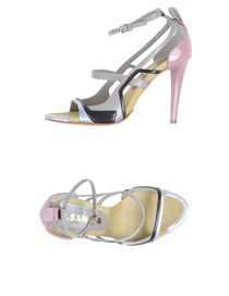 JIL SANDER - High-heeled sandals