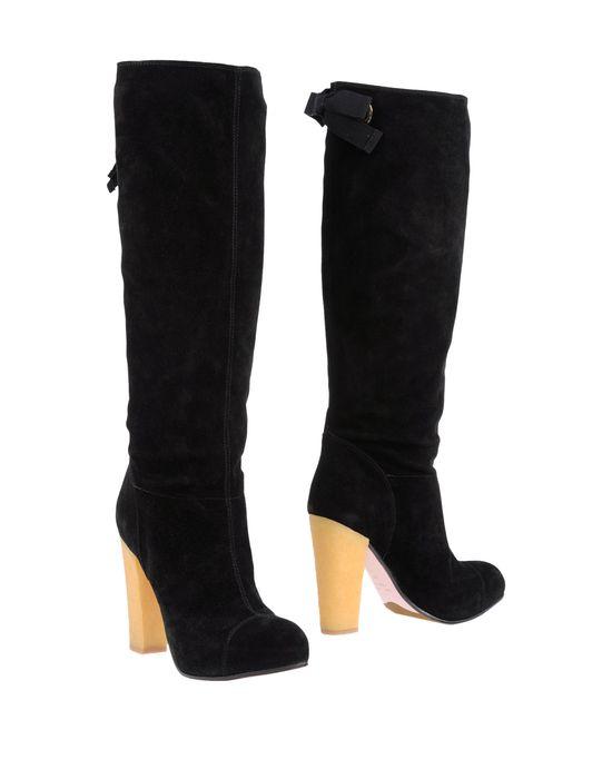 Комментарий: Сапоги на каблуке Redvalentino Для женщин on YOOX.COM. . Лучшая онлайновая коллекция Обувь Redvalentino