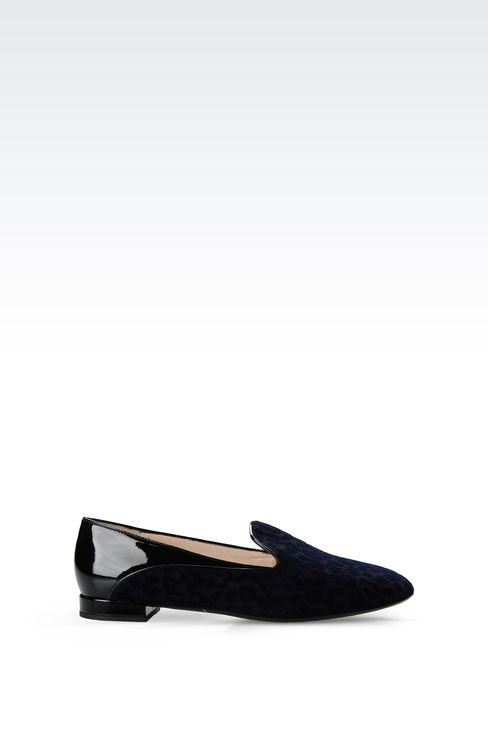 Shoes: Moccasins Women by Armani - 1