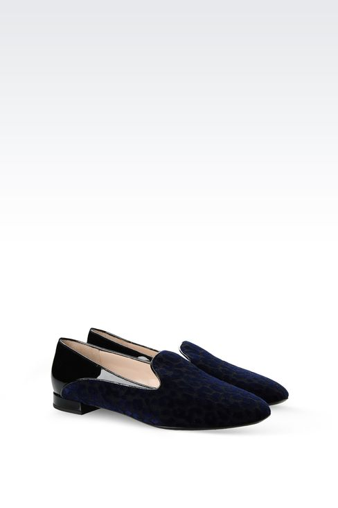 Shoes: Moccasins Women by Armani - 2