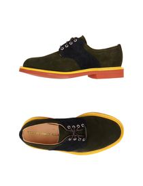 WOOLRICH WOOLEN MILLS - Laced shoes