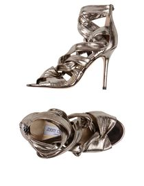 JIMMY CHOO LONDON - High-heeled sandals