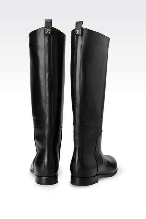 Shoes: High-heeled boots Women by Armani - 3