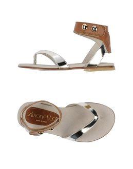 Sandalias de dedo - SIMONETTA EUR 70.00