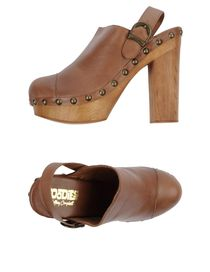 WOODIES by JEFFREY CAMPBELL - Mule