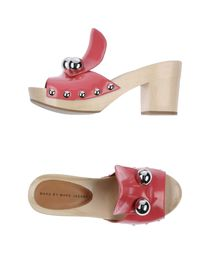MARC BY MARC JACOBS - Open-toe mules