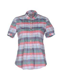 FRANKLIN & MARSHALL - РУБАШКИ - Рубашки с короткими рукавами