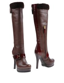 FENDI - High-heeled boots