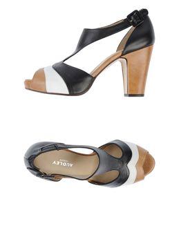 AUDLEY - ОБУВЬ - Туфли с открытым носком