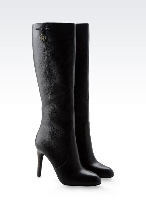 Shoes: High-heeled boots Women by Armani - 2