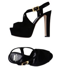 MOSCHINO CHEAPANDCHIC - Platform sandals