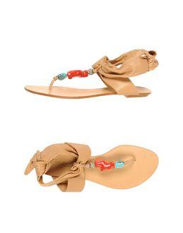 Sandalias de dedo - IOANNIS EUR 95.00