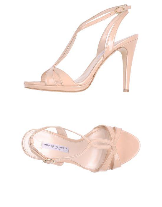 Купить Босоножки на каблуке на yoox.com. Вам на email прийдет уведомление, когда на данный товар