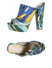 STELLA McCARTNEY - Open-toe mule