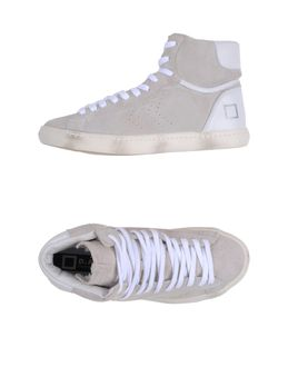 D.A.T.E. High-top sneakers $ 78.00
