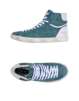 D.A.T.E. High-top sneakers $ 66.00